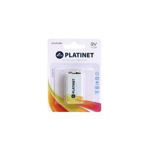 Platinet 1 ks Alkalické baterie 6LR61 PRO 9V