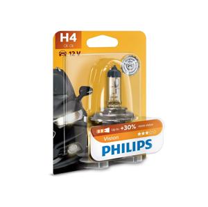 Philips Autožárovka Philips VISION 12342PRB1 H4 P43t