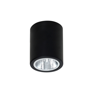 Luminex Bodové svítidlo DOWNLIGHT ROUND 1xE27/60W/230V