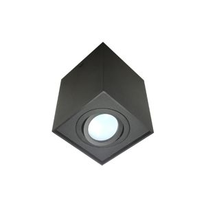 BOWI Bodové svítidlo SIROCO 1xGU10/30W/230V černá