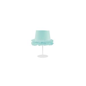 Duolla Dětská stolní lampa BALLET 1xE14/40W/230V modrá