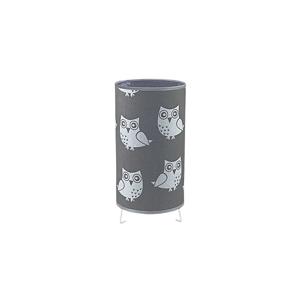 Duolla Dětská stolní lampa OWL 1xE27/40W/230V