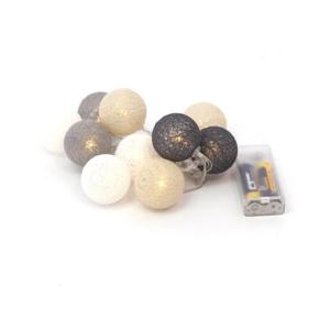 PLATINET bavlněné LED dekorační koule PCBARB1026