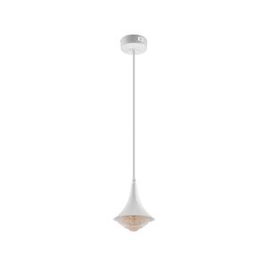 Venti LED Lustr 1xLED/9W/230V bílá
