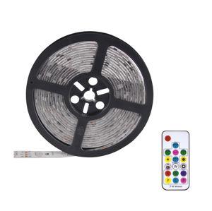 Polux LED RGB Stmívatelný pásek MAGIC 2 m LED/12W/230V + DO