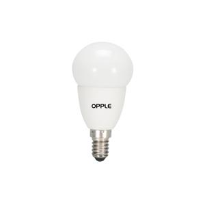 OPPLE LED Stmívatelná žárovka G50 E14/4W/230V