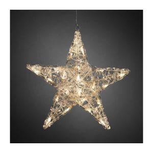 Exihand LED Vánoční dekorace STAR 24xLED/230V