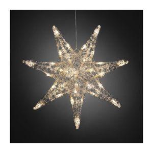Exihand LED Vánoční dekorace STAR 32xLED/230V