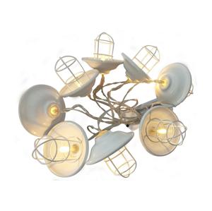 Polux LED Venkovní dekorační osvětlení LOFT 10xLED/2xAA