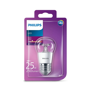 Philips LED žárovka E27/4W/230V