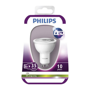 Philips LED Žárovka Philips GU10/3,3W/230V