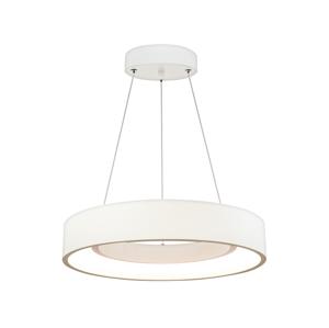 Polux LED závěsné svítidlo BODO LED/20W/230V bílé