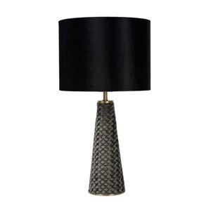 Lucide Lucide 10501/81/30 Stolní lampa VELVET 1xE27/40W/230V
