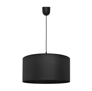 Helam Lustr na lanku ALBA 1xE27/60W/230V černá