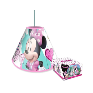 Hermanex Lustr na lanku MINNIE MOUSE 1xE27/40W/230V