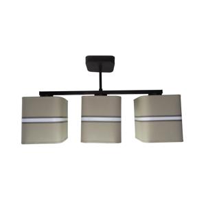 TK Lighting Lustr na tyči CASTRO 3xE27/60W/230V