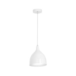 Luminex Lustr SLIT 1xE27/60W/230V bílá