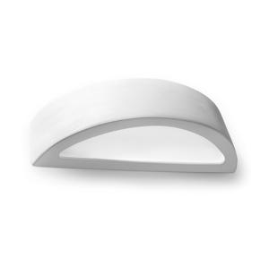 Sollux Nástěnné svítidlo ATENA 1xE27/60W/230V bílá