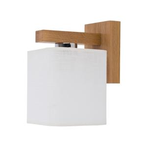 TK Lighting Nástěnné svítidlo IBIS WOOD 1xE27/60W/230V