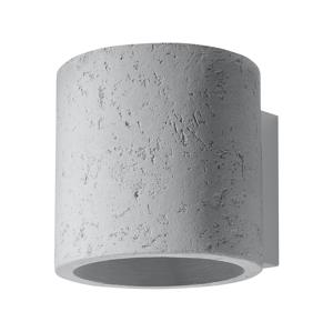 Sollux Nástěnné svítidlo ORBIS 1xG9/40W/230V beton