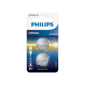 Philips Philips CR2032P2/01B