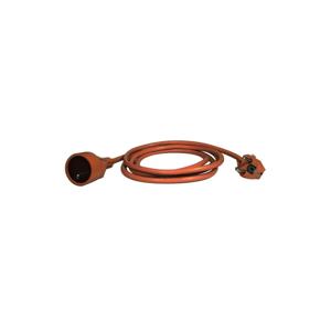 Elkov Prodlužovací kabel 25m 3x1,5 oranžová