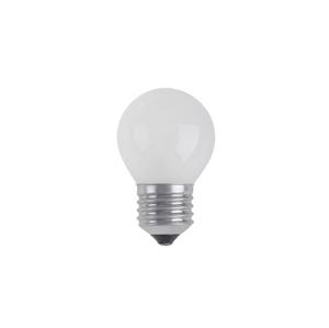 Wojnarowscy Průmyslová žárovka BALL FROSTED E27/25W/230V
