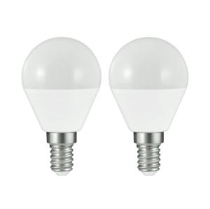 Polux SADA 2x LED Žárovka G45 E14/3,2W/230V