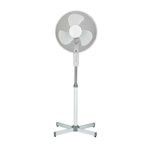 Polux Stojanový ventilátor STP ZF4009WL 40W 40cm bílá