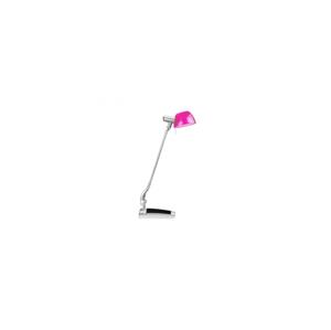 Panlux Stolní lampa GINEVRA 1xG9/40W/230V růžová