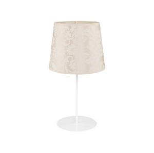 Duolla Stolní lampa SOPRANO 1xE27/40W/230V béžová
