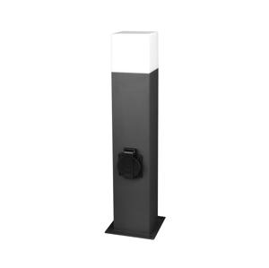 Polux Venkovní lampa se zásuvkou NEW YORK 1xE27/40W/230V IP44