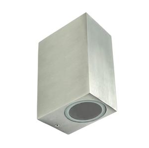 Polux Venkovní nástěnné bodové svítidlo BOSTON 2xGU10/20W/230V IP44