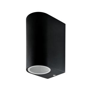 Polux Venkovní nástěnné svítidlo BOSTON 2xGU10/35W/230V IP44